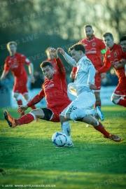 AFC Fylde v Chorley